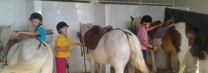 enfants et poneys Actions Sejours