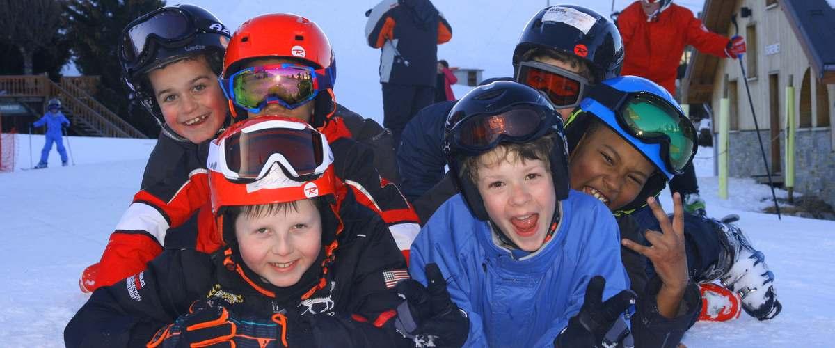 Séjour Ski en février