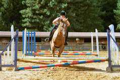 stage d equitation