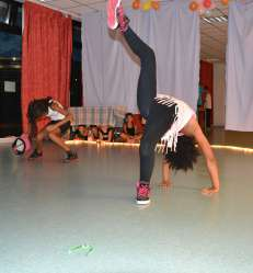 action sejour colo hip hop.