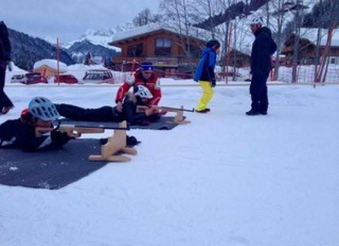 Colonie de fevrier ski en chalet