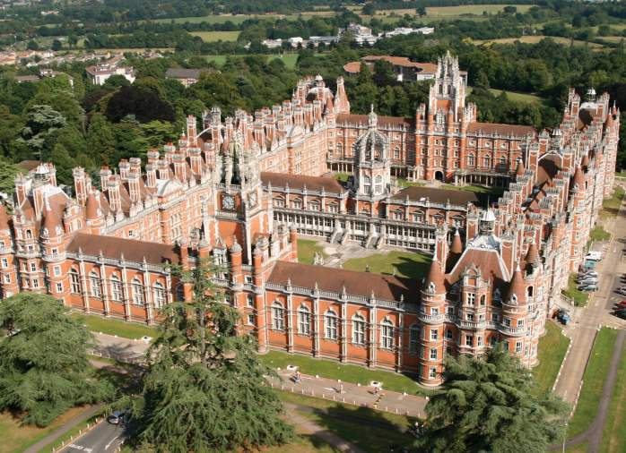 Sejour linguistique Royal Holloway (12).