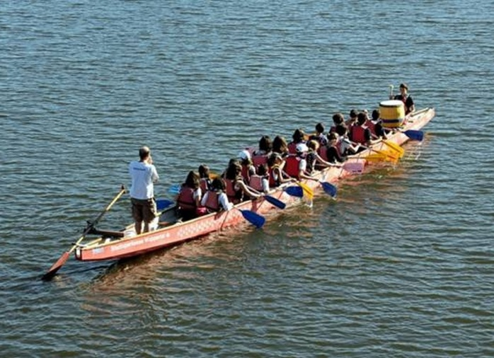 dragon boat.
