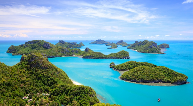 Thailande.