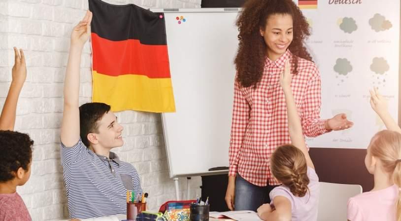enseignante allemande