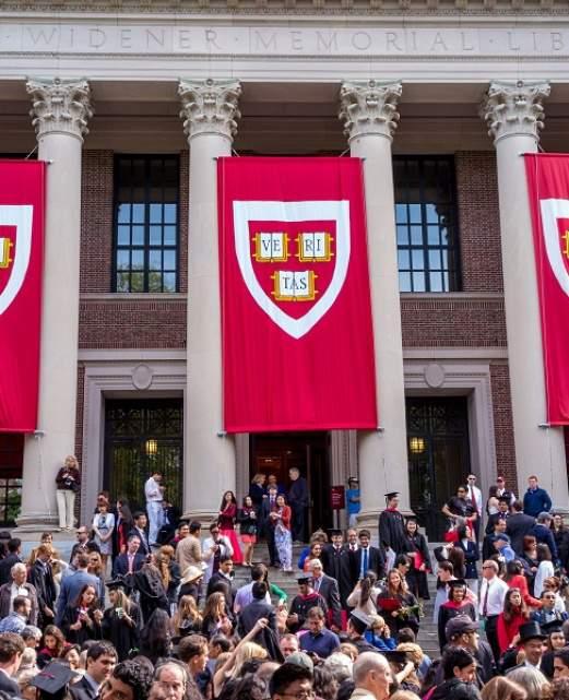 étudiants à Cambridge