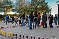 Jeunes de la Brigade d'Action Citoyenne de Roubaix